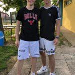 Per l'Under 17 maschile hanno vinto Andrea Bononi e Mattia Checchi del Gs Volpe
