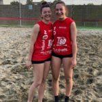 Per l'Under 17 femminile si sono aggiudicate la prima tappa la coppia Lucia Grigolato e Sofia Puggina della Polisportiva San Pio X di Rovigo