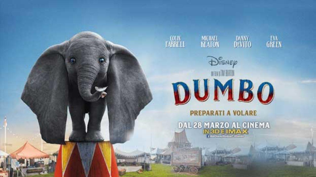 Tim burton realizzerà un film di dumbo darlin magazine