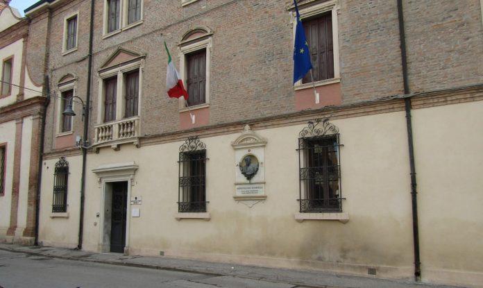 Rovigo, la sede dell'Archivio di Stato in via Giacomo Sichirollo