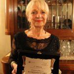 La premiata Patrizia Ferrante