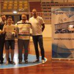 Allievi beach volley Ist. Levi Badia