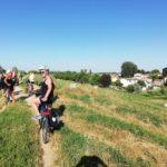 Il percorso green lungo l'Adige
