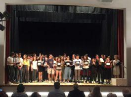 """Partecipanti e vincitori del 59° """"Teatro dalla Scuola"""" di Fita Veneto"""