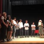 Premio per la resa collettiva all'Istituto Tecnico Agrario «Alberto Trentin» di Lonigo