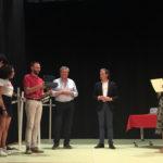 Premio all'attrice Anna Vincenti del Liceo scientifico «Romano Bruni» di Ponte di Brenta (Padova)