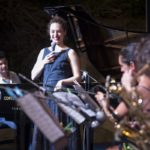 Jazz Nights 2019 - La vocalist Sara Simionato (Foto: Tommaso Rosa)