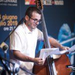 Jazz Nights 2019 - Marco Vavassori (Foto: Tommaso Rosa)