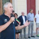Il saluto del presidente regionale FCI, Igino Michieletto
