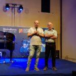 Jazz Nights 2019 - Il direttore artistico Stefano Onorati e Claudio Donà (Foto: Chiara Paparella)