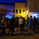 Jazz Nights 2019 - Il pubblico del giardino di Palazzo Casalini (Foto: Chiara Paparella)