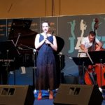 Jazz Nights 2019 - La vocalist Sara Simionato (Foto: Chiara Paparella)