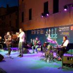 Premio Tamburini 2019 - !Heck! con Pietro Mirabassi, Andrea Del Vescovo, Mattia Niniano, Carlo Bavetta ed Evita Polidoro (Foto: Chiara Paparella)