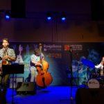 Premio Tamburini 2019 Agata Garbin Trio con Agata Garbin, Leonardo Rosselli e Filippo Cassanelli (Foto: Chiara Paparella)