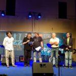 Premio Tamburini 2019 Il presidente della giuria Javier Girotto legge il verdetto della giuria (Foto: Chiara Paparella)