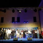 Premio Tamburini 2019 Foto di gruppo finale con tutti i partecipanti alla IV edizione del Premio Marco Tamburini (Foto: Chiara Paparella)