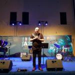 Premio Tamburini 2019 Il direttore artistico del festival, Stefano Onorati (Foto: Chiara Paparella)
