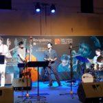 Premio Tamburini 2019 Offset Quartet, formato da: Luca Zennaro, Federico Negri, Manuel Caliumi e Davide Paulis (Foto: Chiara Paparella)