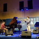 Premio Tamburini 2019 Migranting Thoughts, duo composto da Jacopo Fagioli (tromba) e Nico Tangherlini (piano) (Foto: Chiara Paparella)