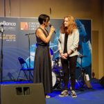 Premio Tamburini 2019, breve intervista ad Agata Garbin (Foto: Chiara Paparella)