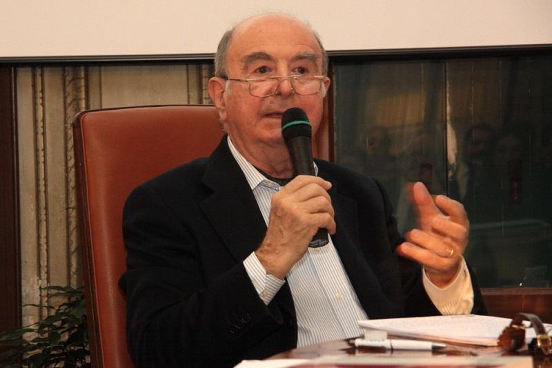 Roberto Ruozi, ex rettore dell'Università Bocconi di Milano