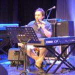 L'esibizione di Paolo Lazzarini