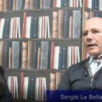 Greta Zarano e il produttore Sergio La Bella a Parliamone