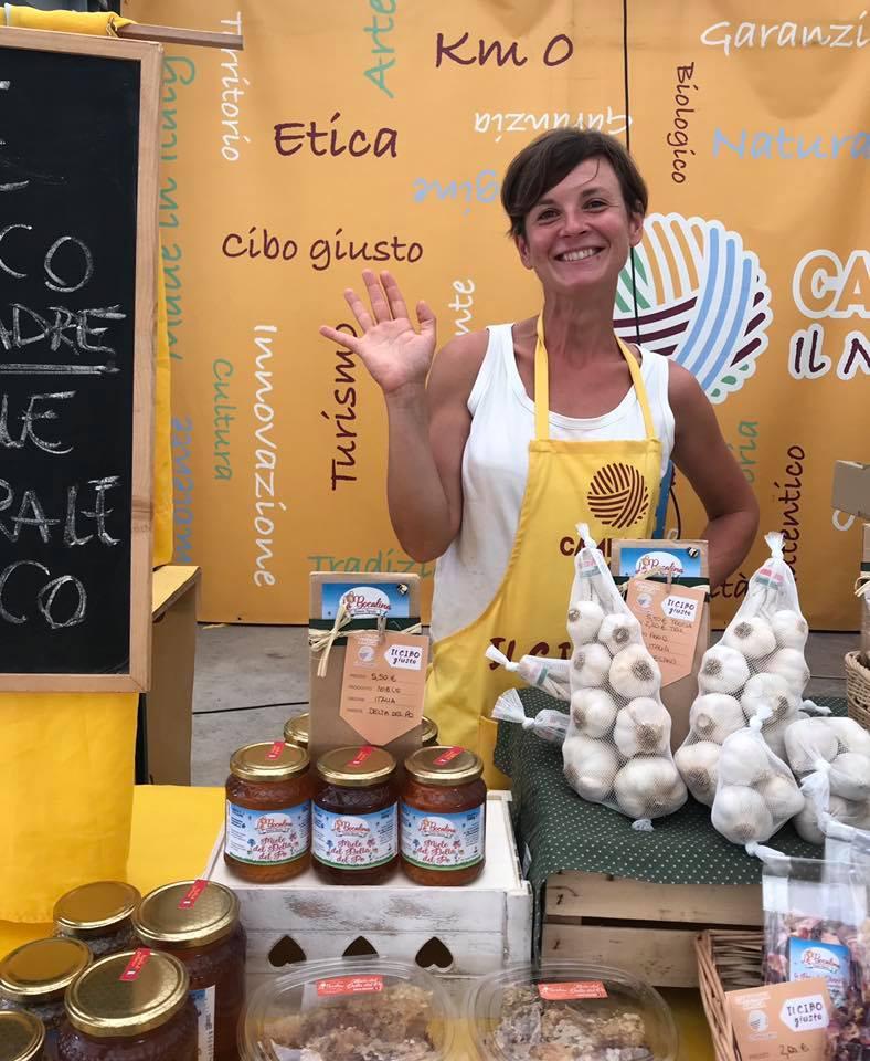Saluti dal mercato, Silvia Bertazzo