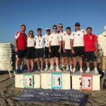 Promozione arbitri beach volley con commissione fipav veneto in rosso