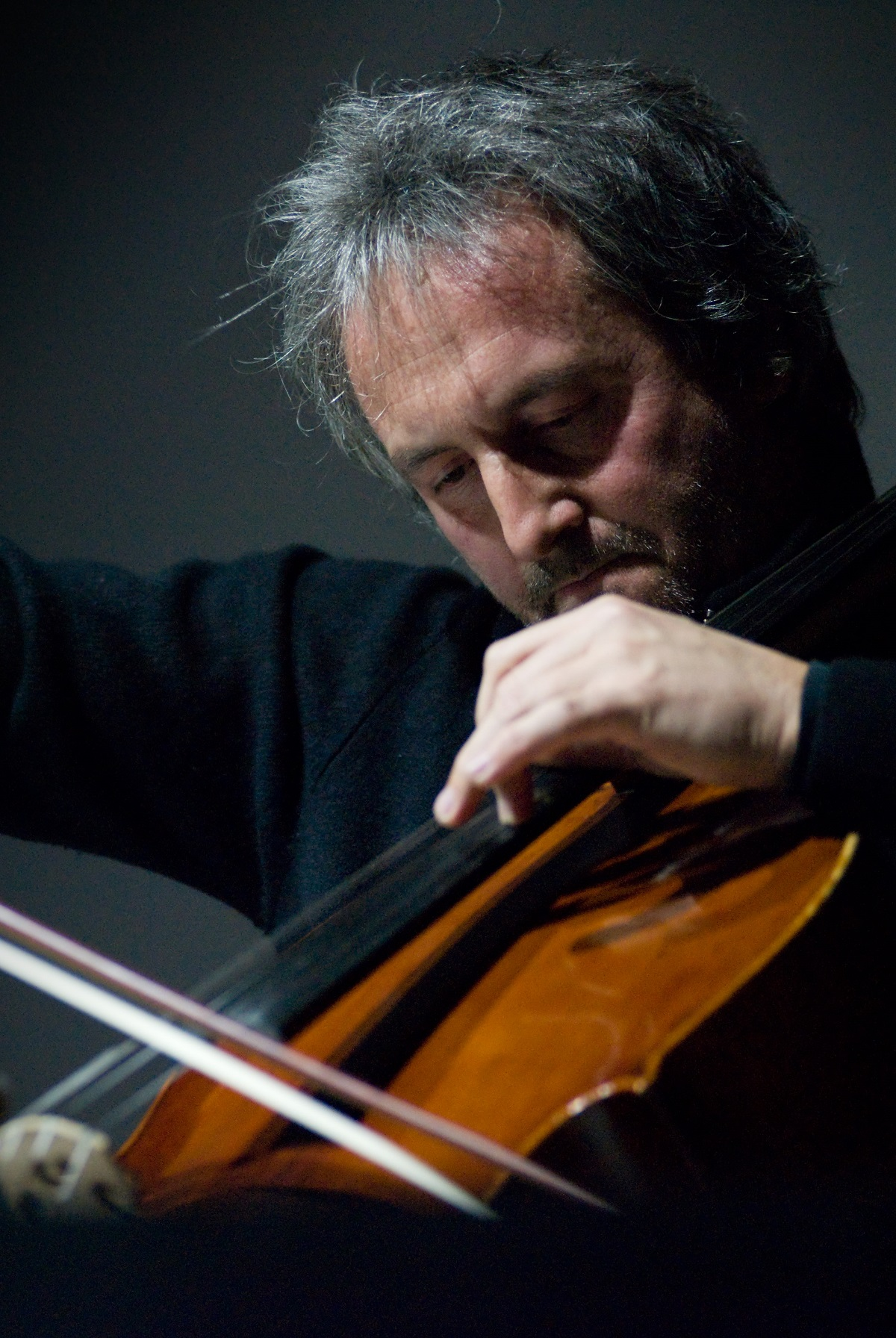 Mario Brunello (Foto di Massimo Branca)
