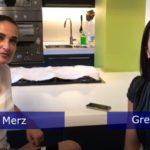 """Greta Zarano intervista Alessia Merz per """"Parliamone"""""""