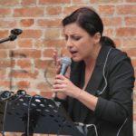 L'esibizione della musicista sarda Marta Loddo