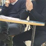 Sergio Altafini e Sergio Gnudi