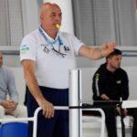 Giancarlo Garavello, arbitro Fipav Rovigo