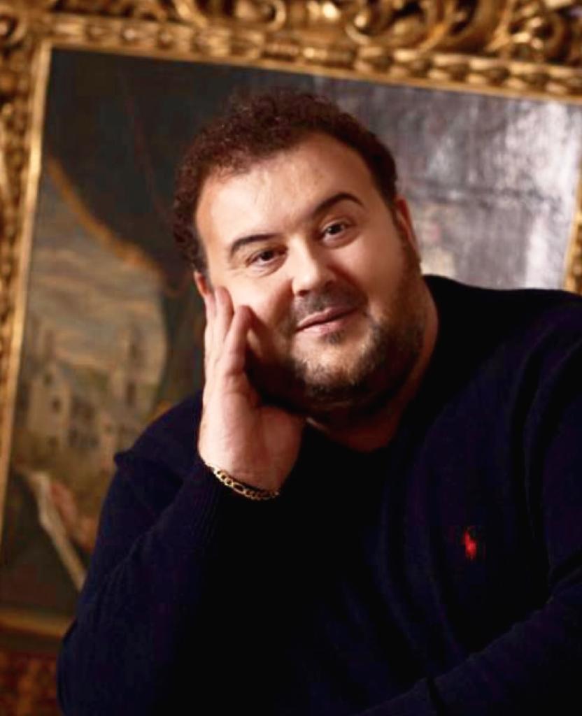 Il tenore Fabio Sartori